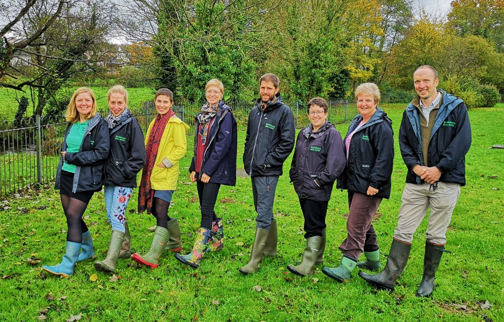 Blackdown Hills AONB team