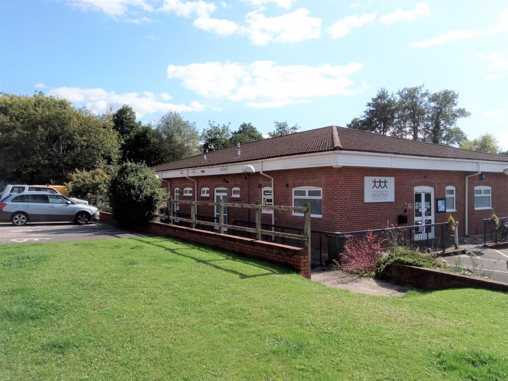 Blackdown Hills Healthy Living Centre building