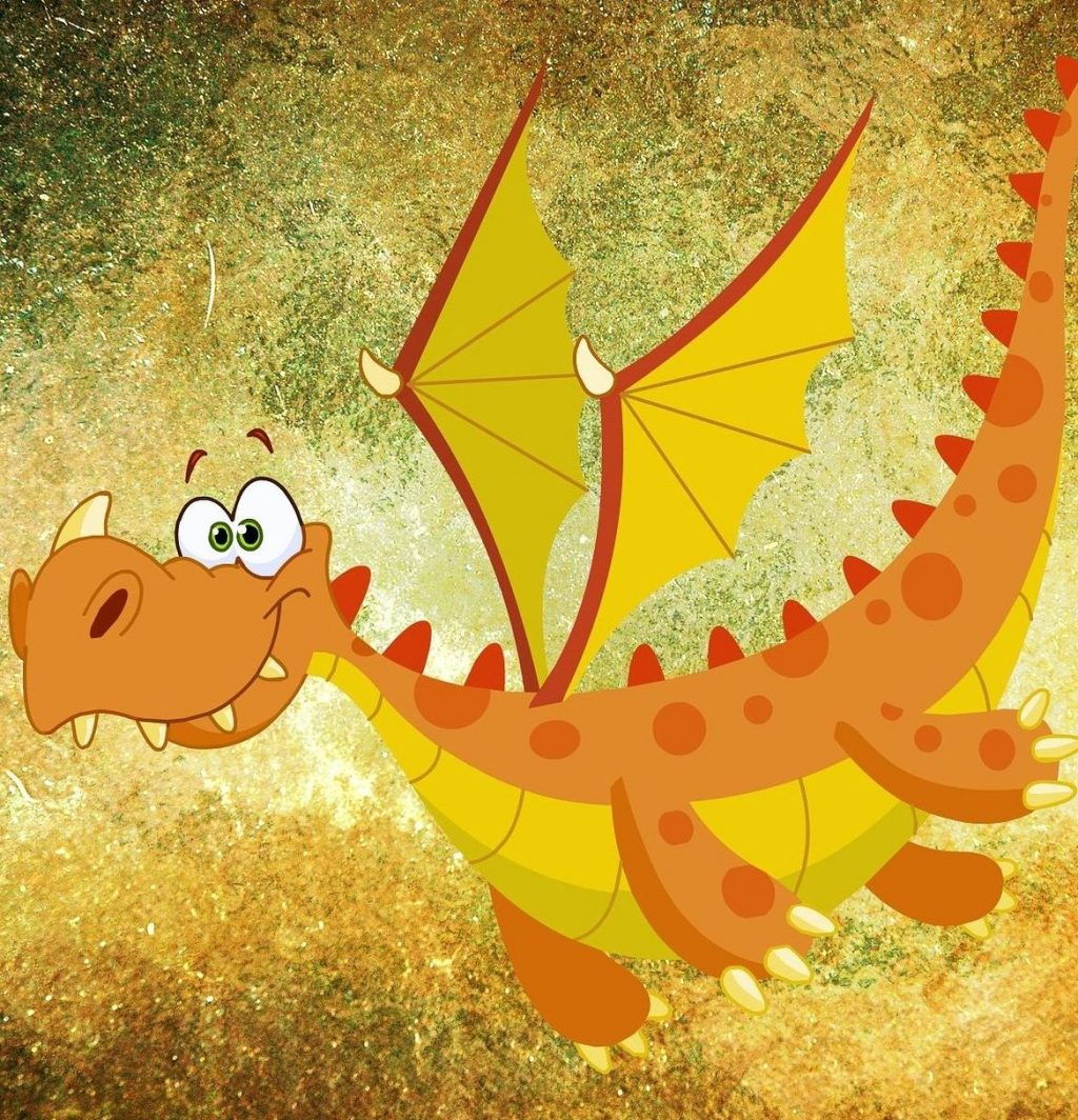 Dragon. Photo: Pixabay