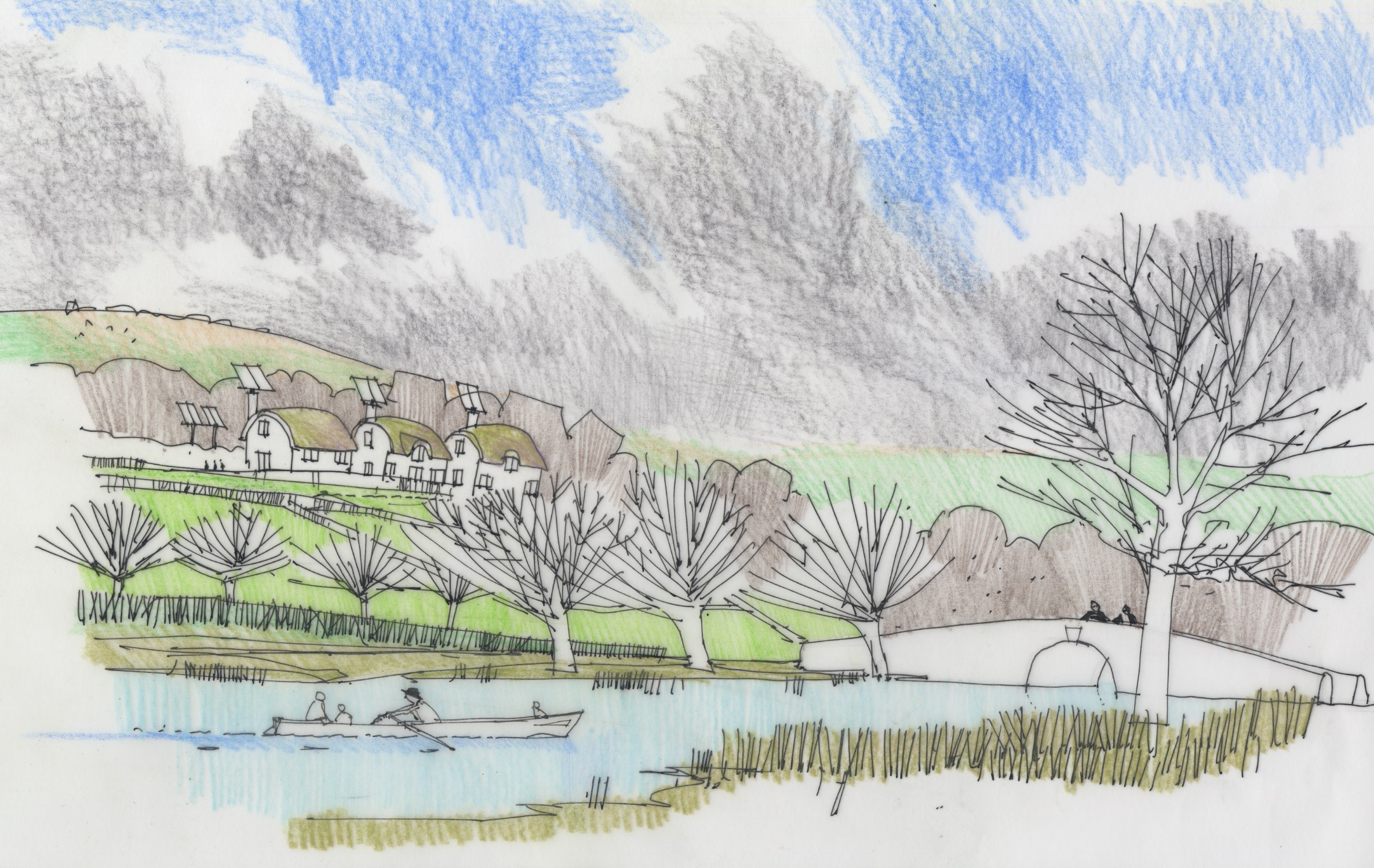 Visualisation of a possible future for the River Culm